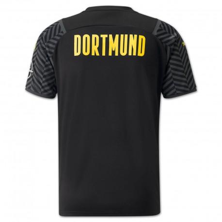 Borussia Dortmund Away Jersey 2021/22