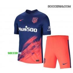 Atletico Madrid Away Kit 2021/22