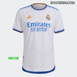 Real Madrid Home Jersey 2021/22