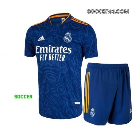 Real Madrid Away Kit 2021/22