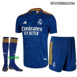 Real Madrid Away Uniform 2021/22
