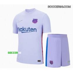 Barcelona Away Kit 2021/22
