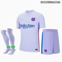 Barcelona Away Uniform 2021/22