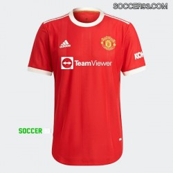 Manchester United Home Jersey 2021/22