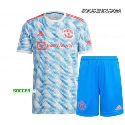 Manchester United Away Kit 2021/22