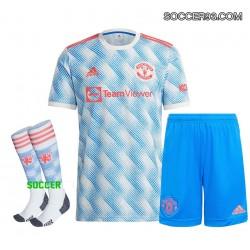 Manchester United Away Uniform 2021/22