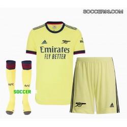 Arsenal Away Uniform 2021/22