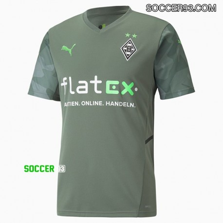 Borussia Monchengladbach Away Jersey 2021/22