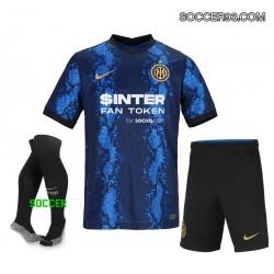 Inter Milan Home Uniform 2021/22