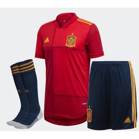 Spain Home Uniform 2020