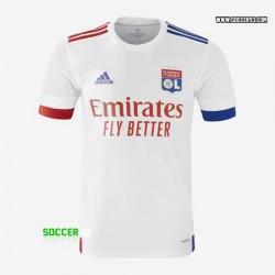 Olympique Lyonnais Home Jersey 2020/21