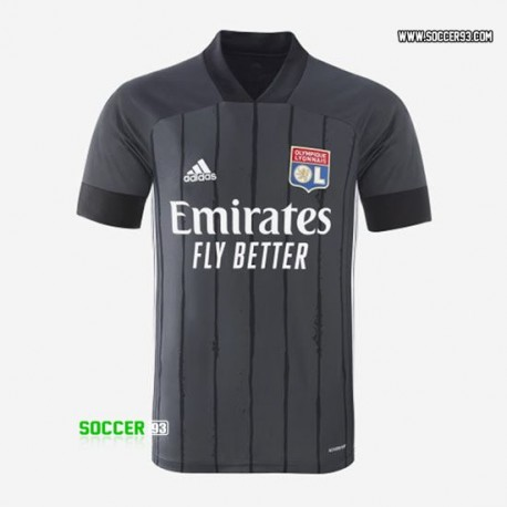 Olympique Lyonnais Away Jersey 2020/21