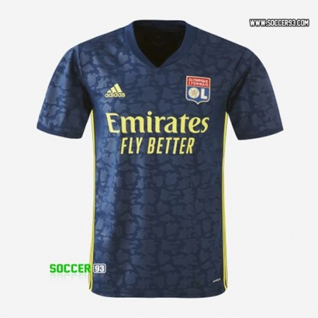 Olympique Lyonnais Third Jersey 2020/21