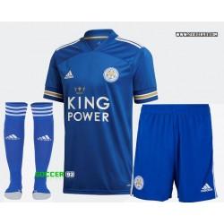Leicester Home Uniform 2020/21