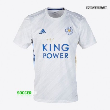 Leicester Away Jersey 2020/21