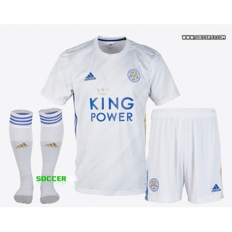 Leicester Away Uniform 2020/21