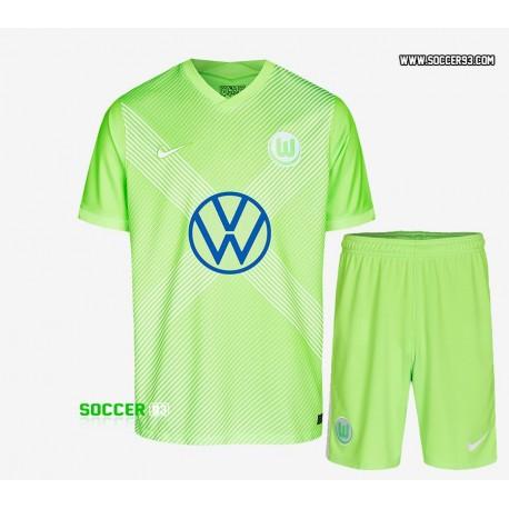 Wolfsburg Home Kit 2020/21
