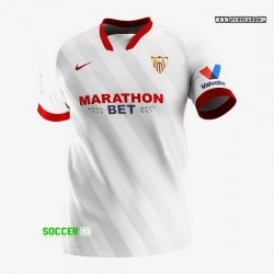 Sevilla Home Jersey 2020/21