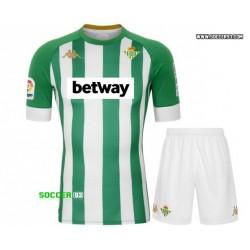 Real Betis Home Kit 2020/21