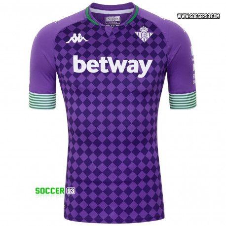 Real Betis Away Jersey 2020/21