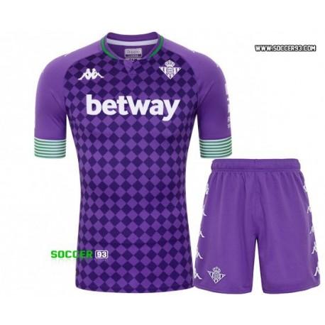 Real Betis Away Kit 2020/21