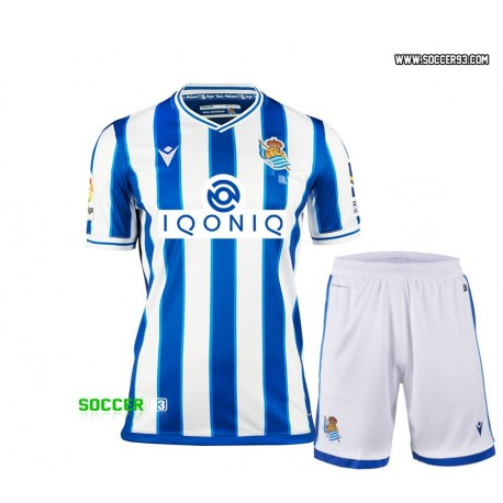Real Sociedad Home Kit 2020/21