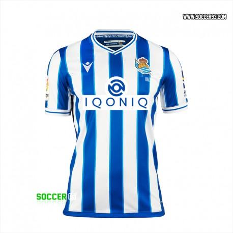 Real Sociedad Home Jersey 2020/21