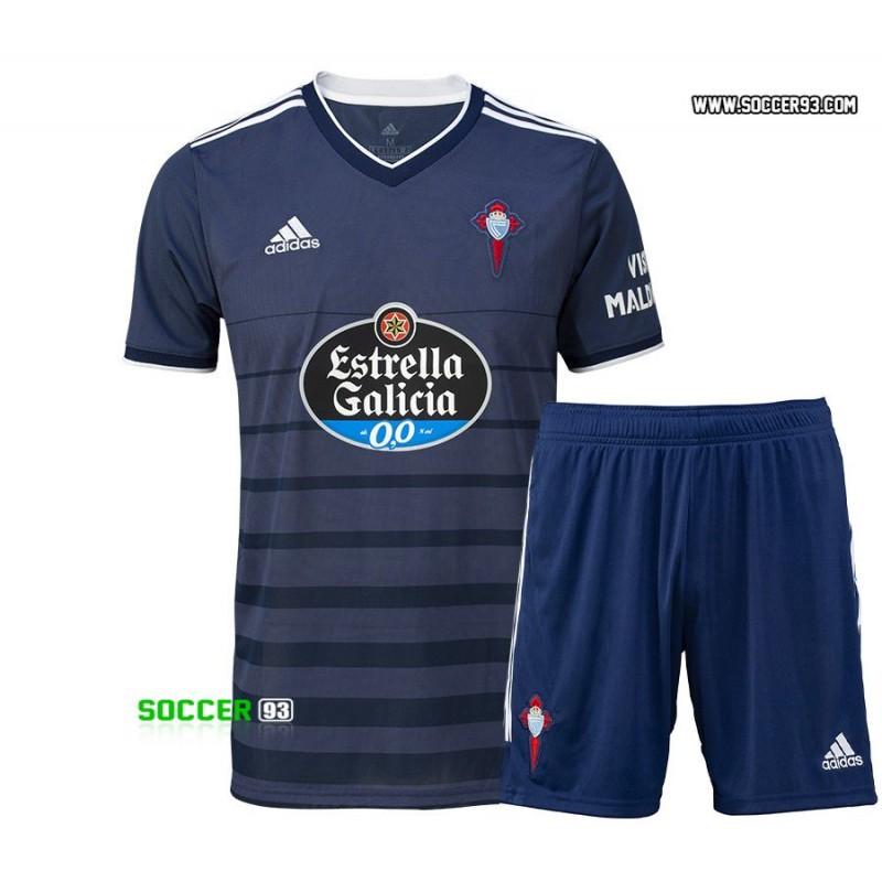Celta Vigo Away Kit 2020/21
