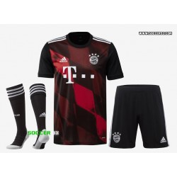 Bayern Munchen Third Uniform 2020/21
