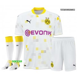 Borussia Dortmund Third Uniform 2020/21