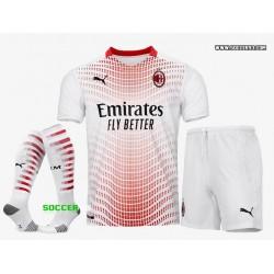 Milan Away Uniform 2020/21