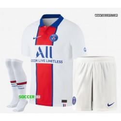 PSG Away Uniform 2020/21