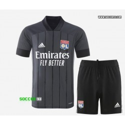 Olympique Lyonnais Away Kit 2020/21