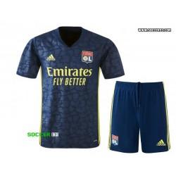 Olympique Lyonnais Third Kit 2020/21