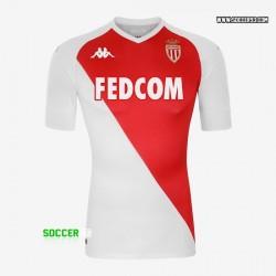 AS Monaco Home Jersey 2020/21