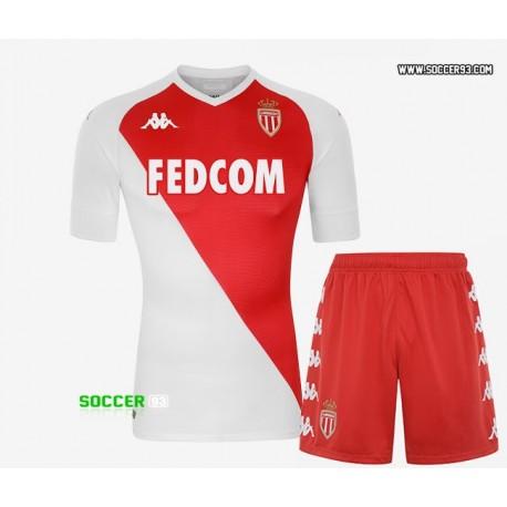 AS Monaco Home Kit 2020/21