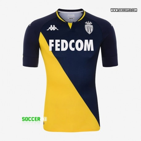AS Monaco Away Jersey 2020/21