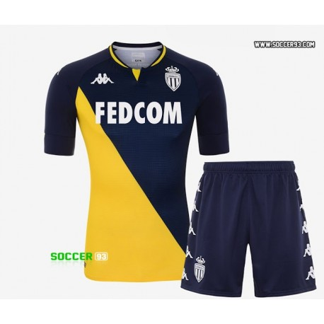 AS Monaco Away Kit 2020/21