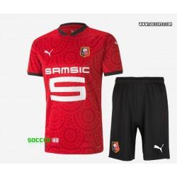 Stade Rennais Home Kit 2020/21