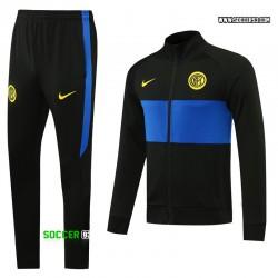 Inter Milan Training Suit 2020/21 - Black