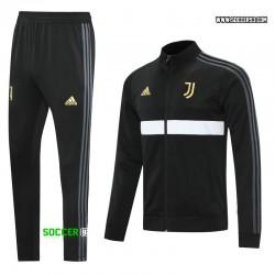 Juventus Training Suit 2020/21 - Black/gold