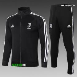 Juventus Training Suit 2020/21 - Black