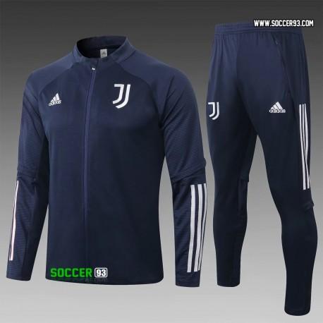 Juventus Training Suit 2020/21 - Navy