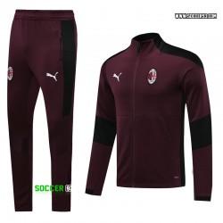 Milan Training Suit 2020/21 - Red