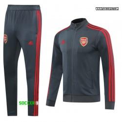 Arsenal Training Suit 2020/21 - Gray