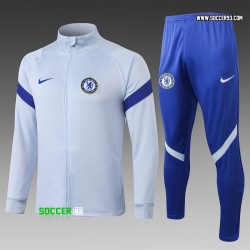 Chelsea Training Suit 2020/21 - Sky blue