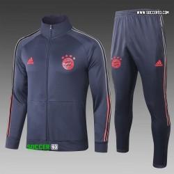Bayern Munchen Training Suit 2020/21 - Navy