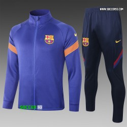Barcelona Training Suit 2020/21 - Navy