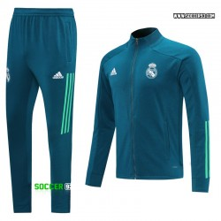 Real Madrid Training Suit 2020/21 - Green