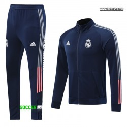 Real Madrid Training Suit 2020/21 - Navy